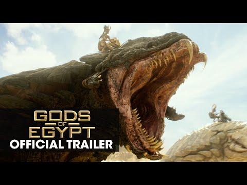 Gods Of Egypt (2016) Official Trailer