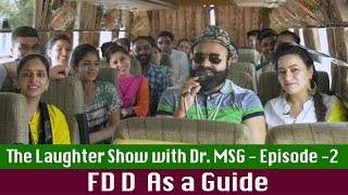 The Laughter Show with Dr MSG - Episode 2 | Saint Dr MSG Insan | Honeypreet Insan