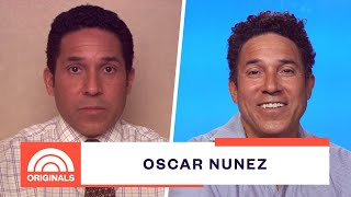 Oscar Nunez Tells Story Behind Office Kiss With Steve Carell | TODAY Originals