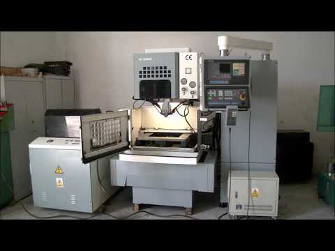 Wire elektrische ontlading machine JSEDM CNC W-A430SA 2006