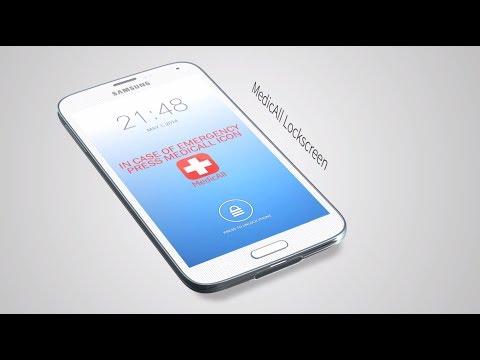 Video of MedicAll App