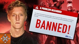 5 Pro Fortnite Players That Got Banned