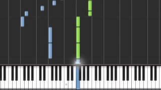 Shoreline (Anna Ternheim / Broder Daniel) Piano Tutorial
