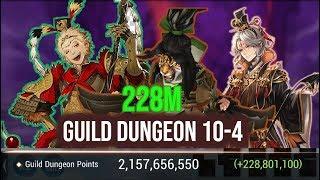 Seven Knights: Guild Dungeon 10-4 (228M)