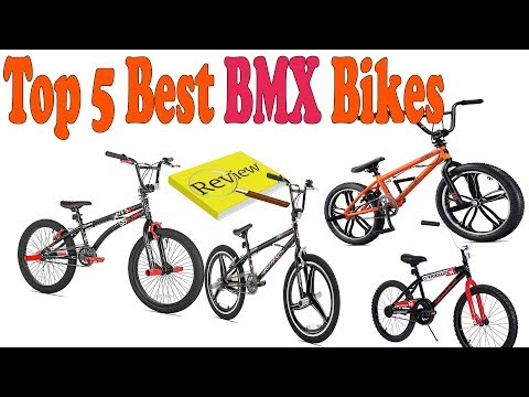 Best BMX Bikes Review | Best BMX Freestyle Bikes