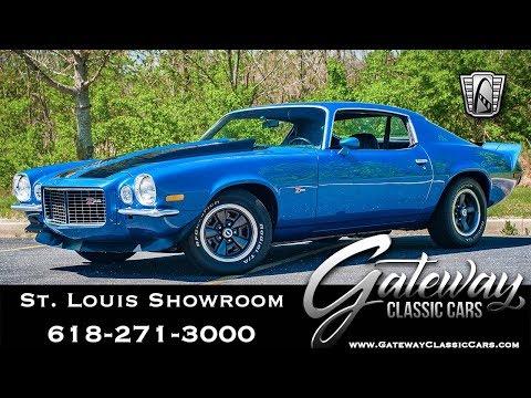 Video of Classic '71 Chevrolet Camaro located in O'Fallon Illinois - QB8S