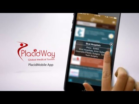 PlacidMobile Medical Tourism Mobile App