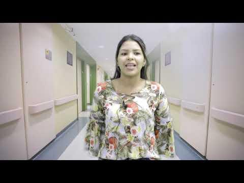 CETEM - Depoimento aluna Kamila