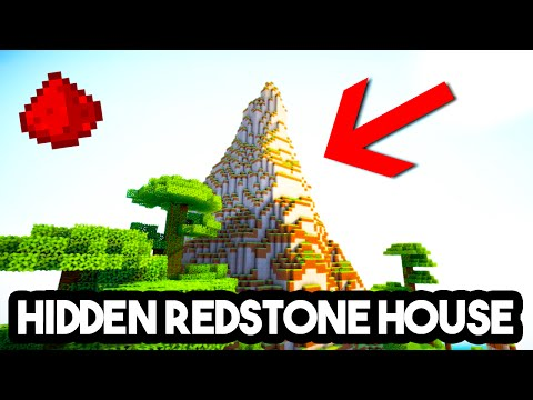 minecraft pe best redstone house download