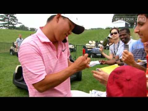 Anthony Kim: Focused in 2008