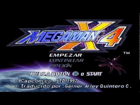 megaman x4 download pc