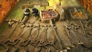 Most MYSTERIOUS Discoveries From Ancient EGYPT!