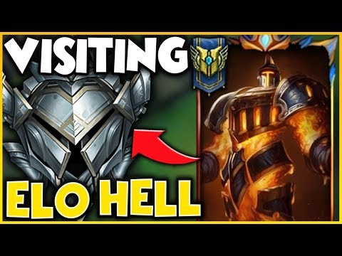 #1 XERATH WORLD VISITS ELO HELL (HILARIOUS DAMAGE) - League of Legends