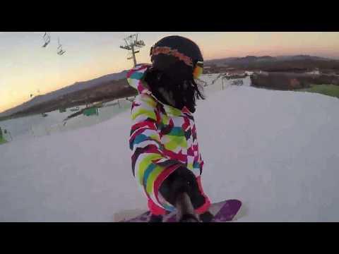 Gsou Snow Brand Women's Snowboard/Ski Jackets Video Review