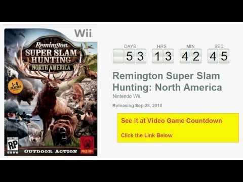 Remington Super Slam Hunting : North America PC