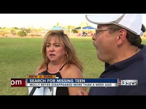 Bring Molly home: Family of missing teen desperate for answers