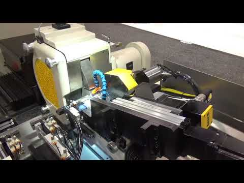 Generation X Guidewire Grinding Machine with automatic Laser Gauging System Integration