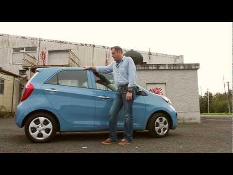 The new Kia Picanto review