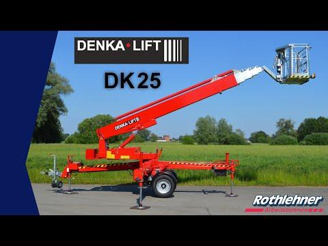 Denka-Lift DK25 - Produktvideo