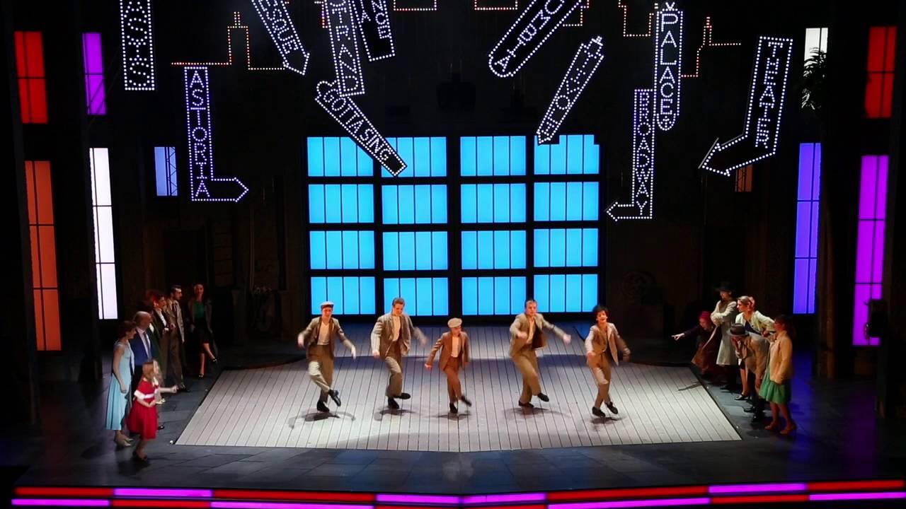 "Flap в проекте ""Broadway Dreams"""