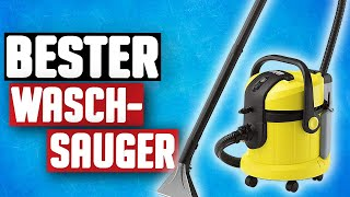 TOP 5 BESTER WASCHSAUGER 2021 -Kaufen?   Test/Review Deutsch Wischsauger Polstersauger Teppichsauger