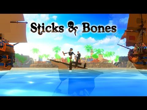 Sticks & Bones Trailer thumbnail