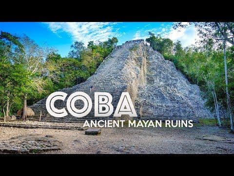 MAYAN RUINS OF COBA – Mexico