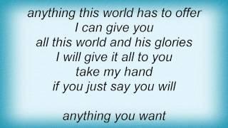 Danzig - Anything Lyrics