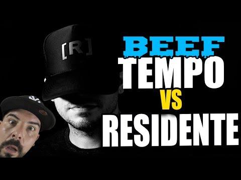 BEEF: TEMPO VS RESIDENTE   sitofonkTV