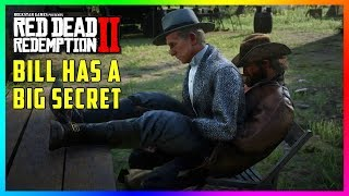 Bill Williamson Has A Big SECRET That Almost Nobody Knows About In Red Dead Redemption 2! (RDR2)
