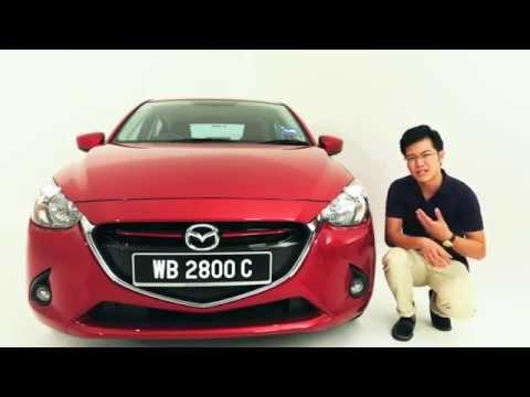 2015 Mazda 2 Skyactiv Hatchback Walk-Around Tour