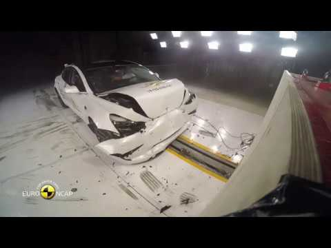 NCAP: Tesla Model 3
