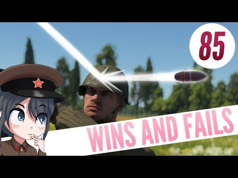 War Thunder: Wins &#39n&#39 Fails 85