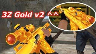 """Trải nghiệm 3Z Gold sau khi nâng cấp có mạnh ??! """" Truy Kích TQ """""""