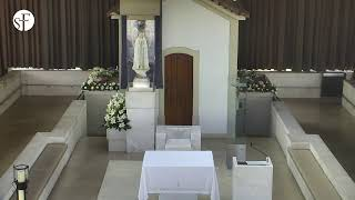 Live Mass from Fatima Portugal