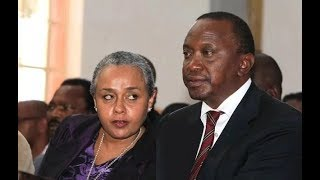 First lady's campaign for Uhuru Kenyatta