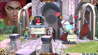 Chronicle: Runescape Legends gameplay 2