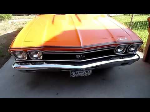 1968 Chevrolet Chevelle for Sale - CC-875463