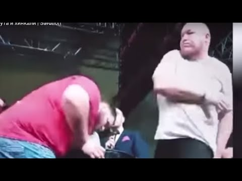 Russian Slapping Champ KO'd & Hospitalized After MONSTER Slap Sends Him Into A Mini Coma!