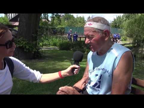 Video: Těšínská osmička - běh s NADACÍ AGEL