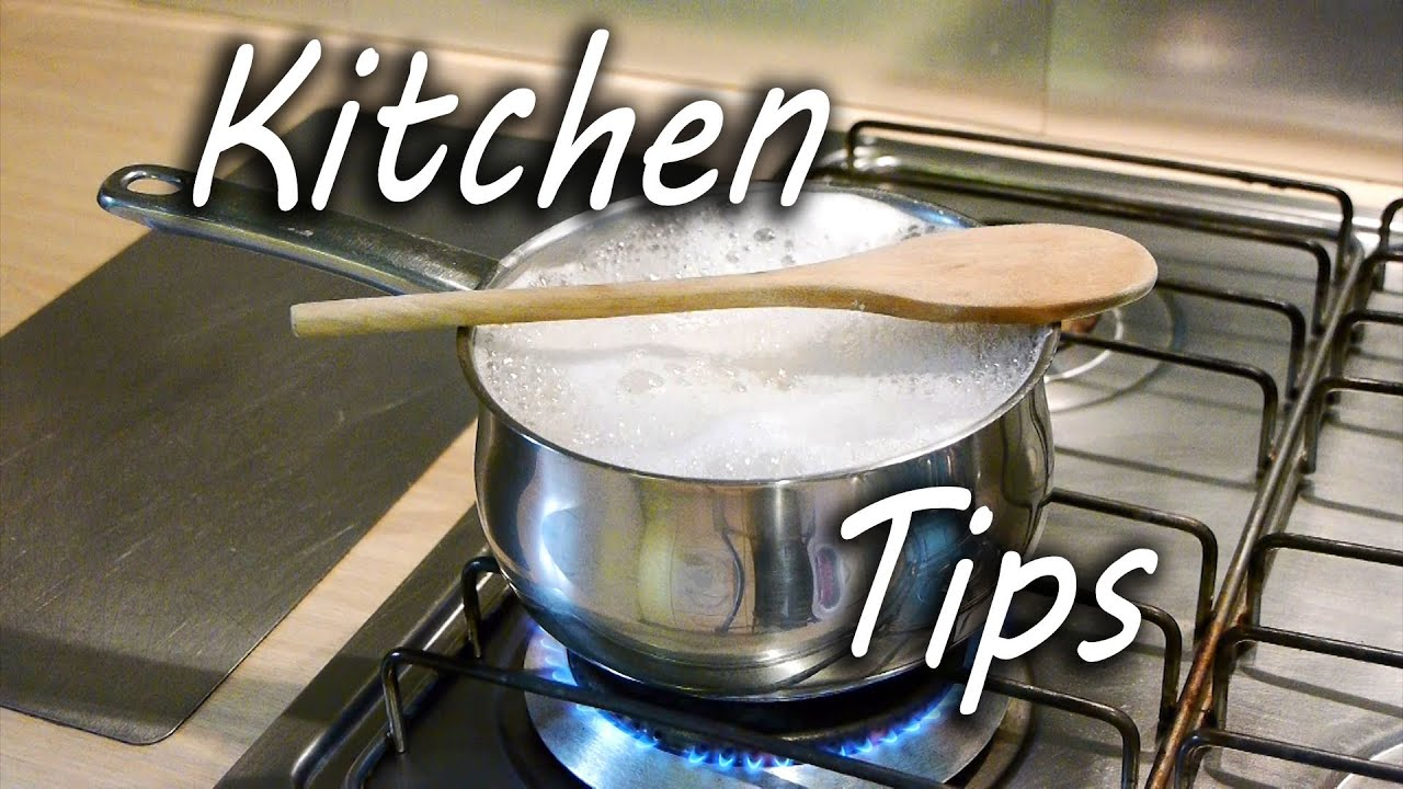 5 Top Kitchen Tips thumbnail