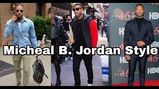Celebrity Style Spotlight | Michael B. Jordan