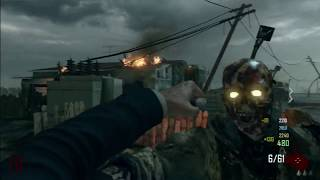 Call of Duty Black Ops 2 Multiplayer Nuketown Zombies: Round 28 Full Gameplay HD