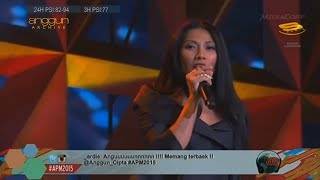 Anggun - Kembali / Mimpi / Mantra + Award Acceptance (Live at Anugerah Planet Muzik 2015)