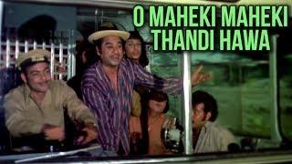 O Mehki Mehki Thandi Hawa (HD)   Bombay To Goa Songs