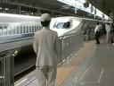 新幹線 N700系のぞみ(女性運転士) Shinkansen N700 Series NOZOMI