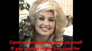 RARE Dolly Parton Control Yourself W/ Lyrics (good quality)
