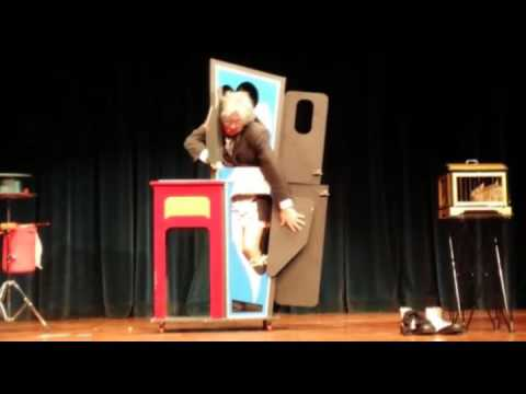 Magia en teatro para público familiar