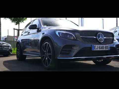 Vidéo Mercedes-Benz