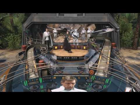 Star Wars Pinball: Rogue One Launch Trailer thumbnail